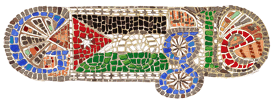 Google Logo: Jordan 2011 Independence day